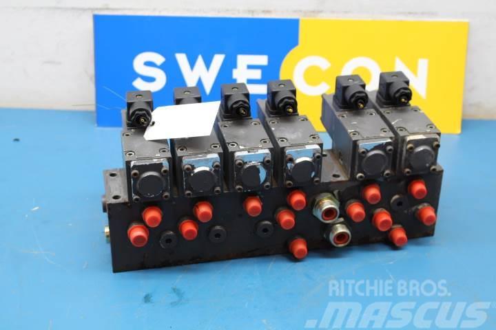 Åkerman EW200 Hydraulik ventiler
