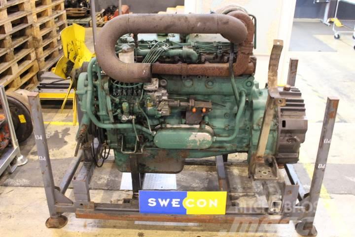 Åkerman EW200 Motor komplett rak typ