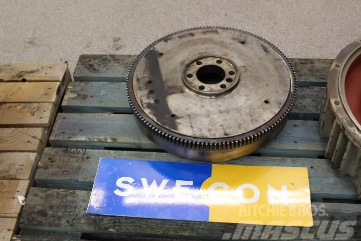 Åkerman H10 Motor svänghjul