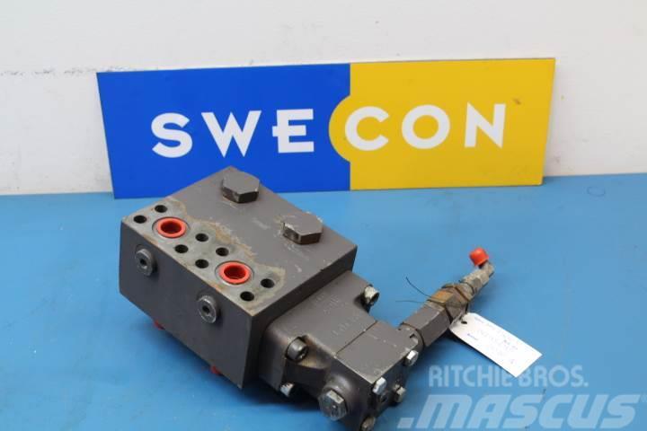 Åkerman Hydraulik ventiler