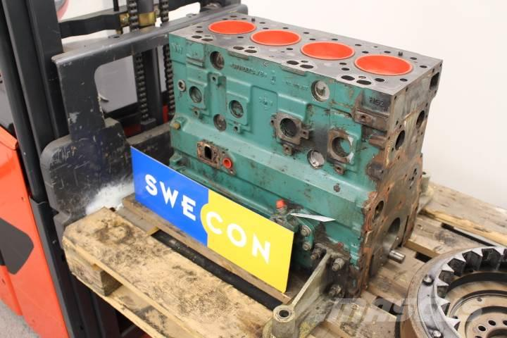 Åkerman Motor cylinderblock
