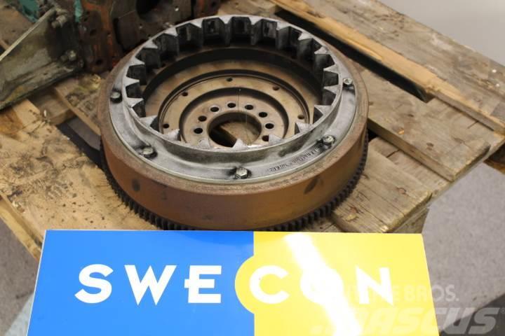 Åkerman Motor svänghjul