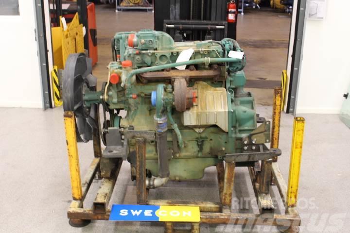 [Other] Motorer EW140B Motor komplett rak typ
