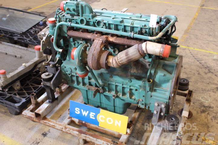 [Other] Motorer EW160B Motor komplett rak typ