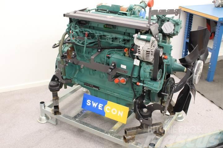 [Other] Motorer EW160E Motor komplett