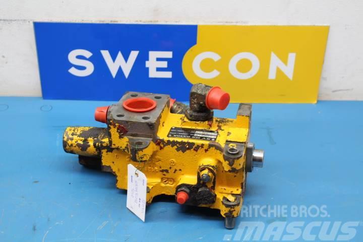 Volvo 5330B Hydraulik ventiler