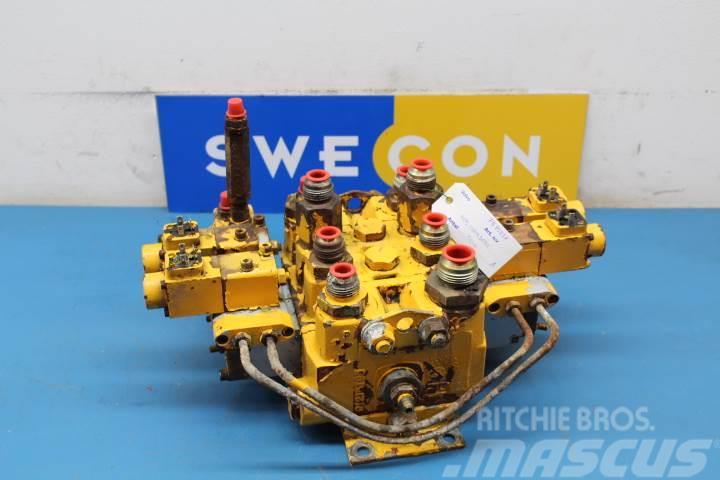 Volvo 6300 Hydraulik ventiler