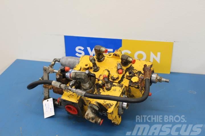 Volvo A25 Hydraulik ventiler