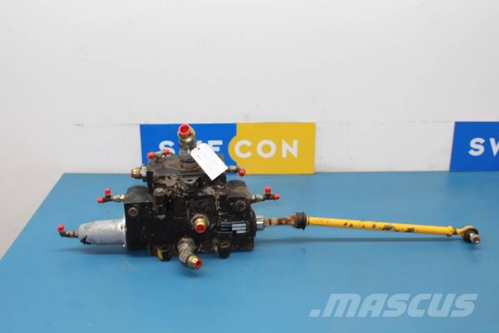 Volvo A25C Hydraulik ventiler