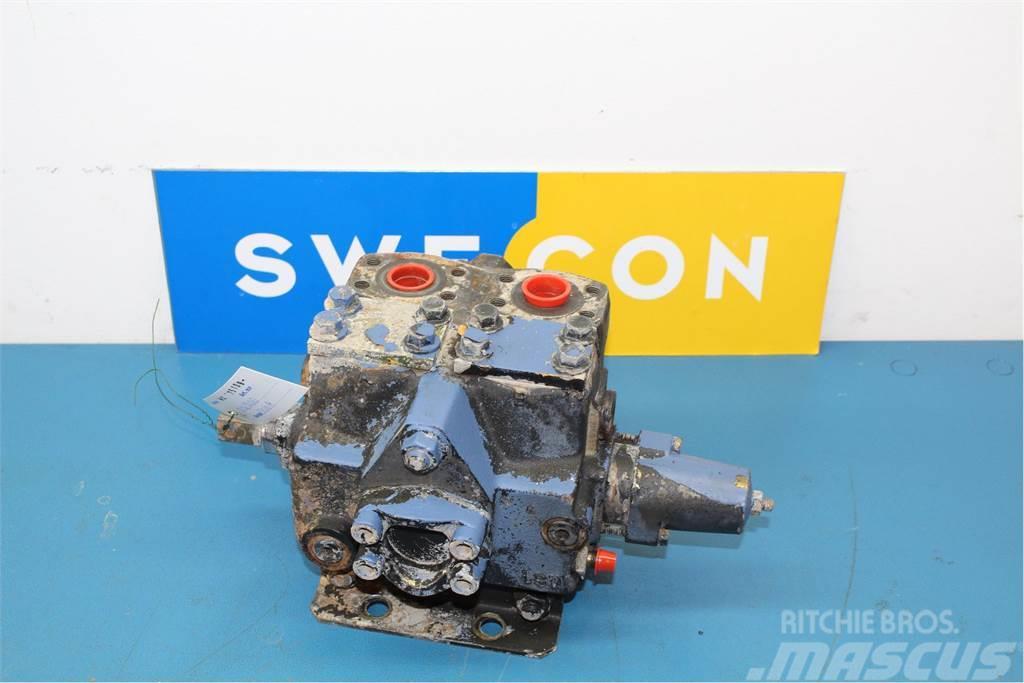 Volvo A25C66 Hydraulik ventiler