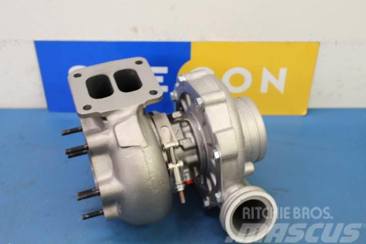 Volvo A25D Motor turboladdare