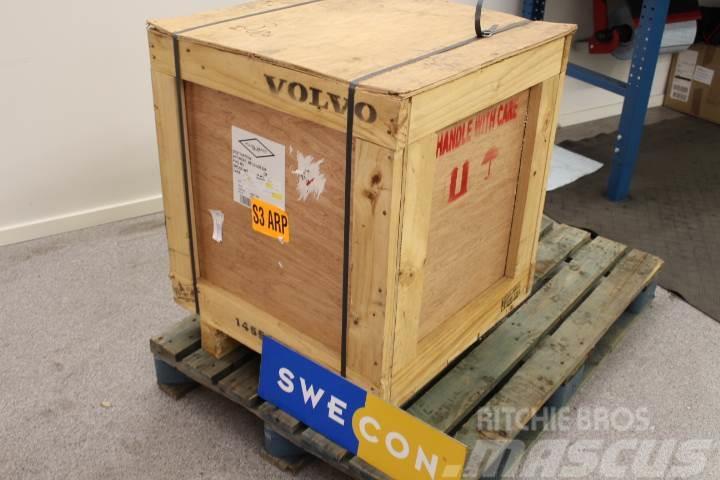Volvo A25F axel Drivmotor