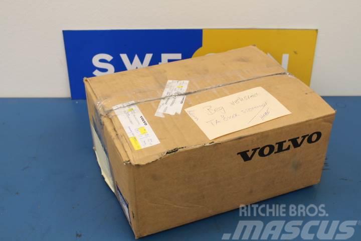 Volvo A25F axel Hytt Styrenheter