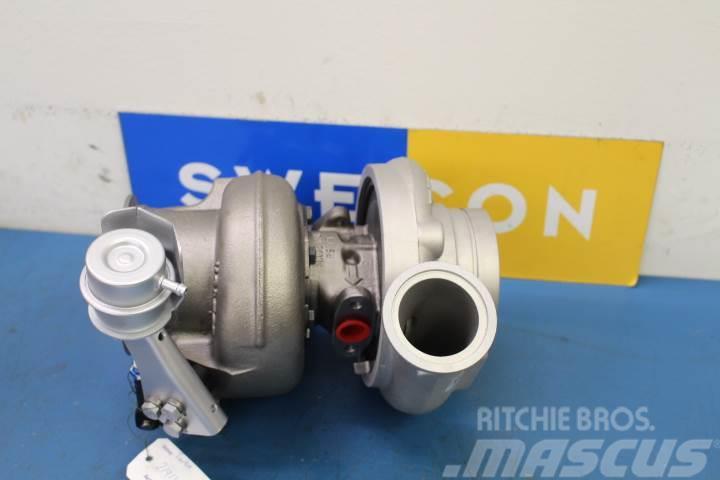 Volvo A25G Motor turboladdare
