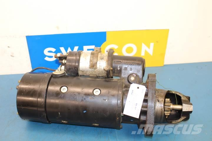 Volvo A35D Startmotor