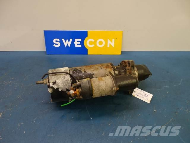 Volvo A40D Startmotor