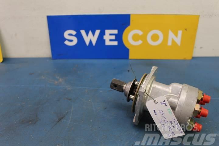 Volvo EC140LC Hydraulik ventiler