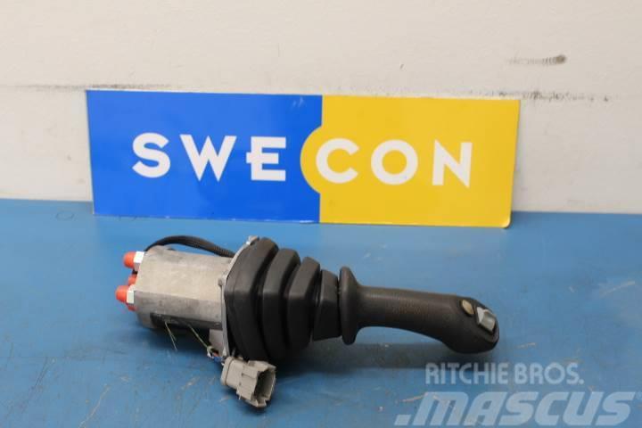Volvo EC18C Hydraulik ventiler