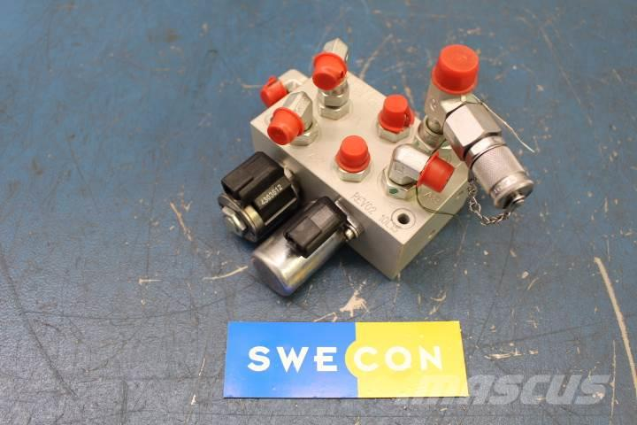 Volvo EC18C Hydraulventil