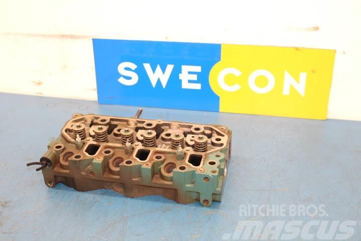 Volvo EC18C Motor cylinderhuvud