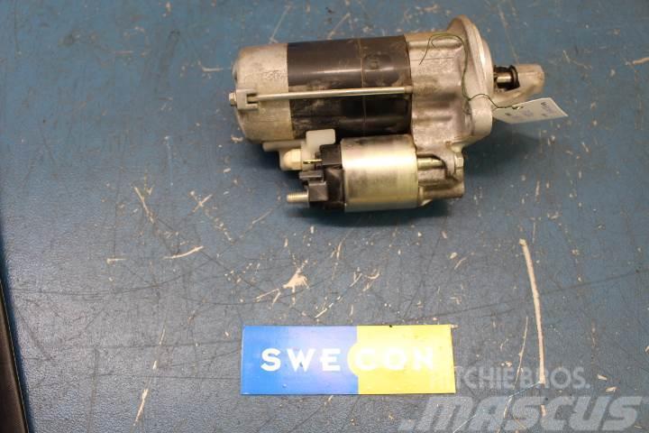 Volvo EC18C Startmotor