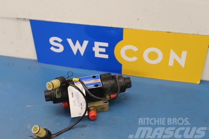 Volvo EC210B Hydraulik ventiler