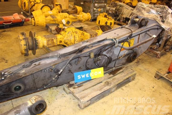Volvo EC210BLC Grävaggregat sticka