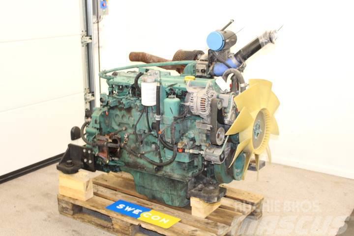 Volvo EC210BLC Motor komplett rak typ