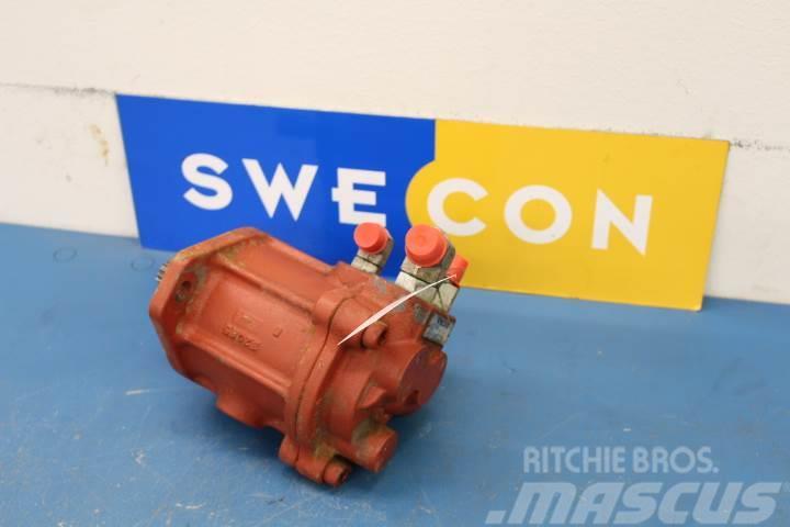 Volvo EC210CL Hydraulpump, fläkt