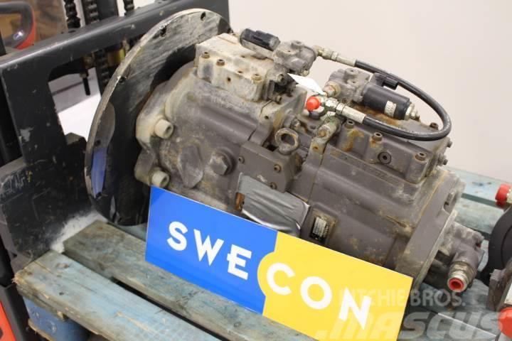 Volvo EC210CL Hydraulpump P1
