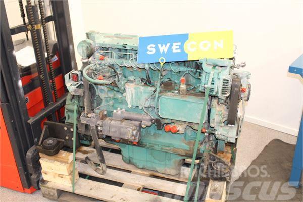 Volvo EC210CL Motor komplett rak typ