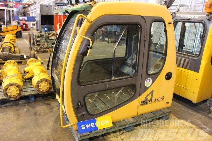 Volvo EC210LC Hytt stomme