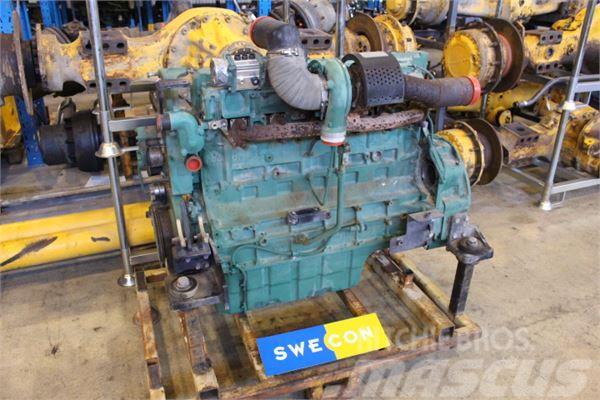 Volvo EC240BLC Motor komplett rak typ