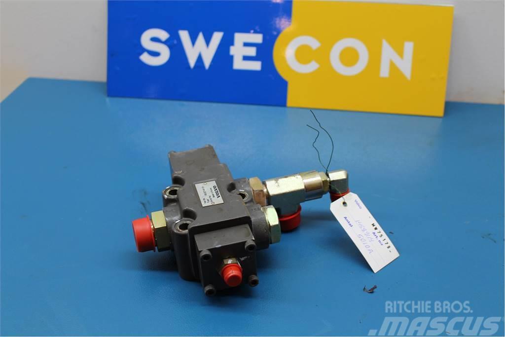 Volvo EC240CL Hydraulik ventiler