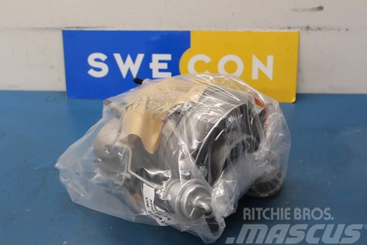 Volvo EC240CL Motor turboladdare