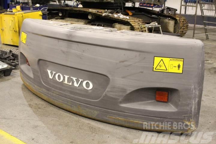 Volvo EC240CNL Ram motvikt