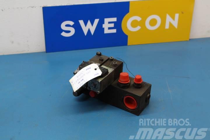 Volvo EC280W Hydraulik ventiler