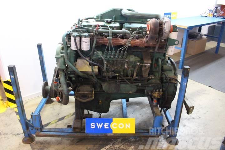 Volvo EC280W Motor komplett rak typ