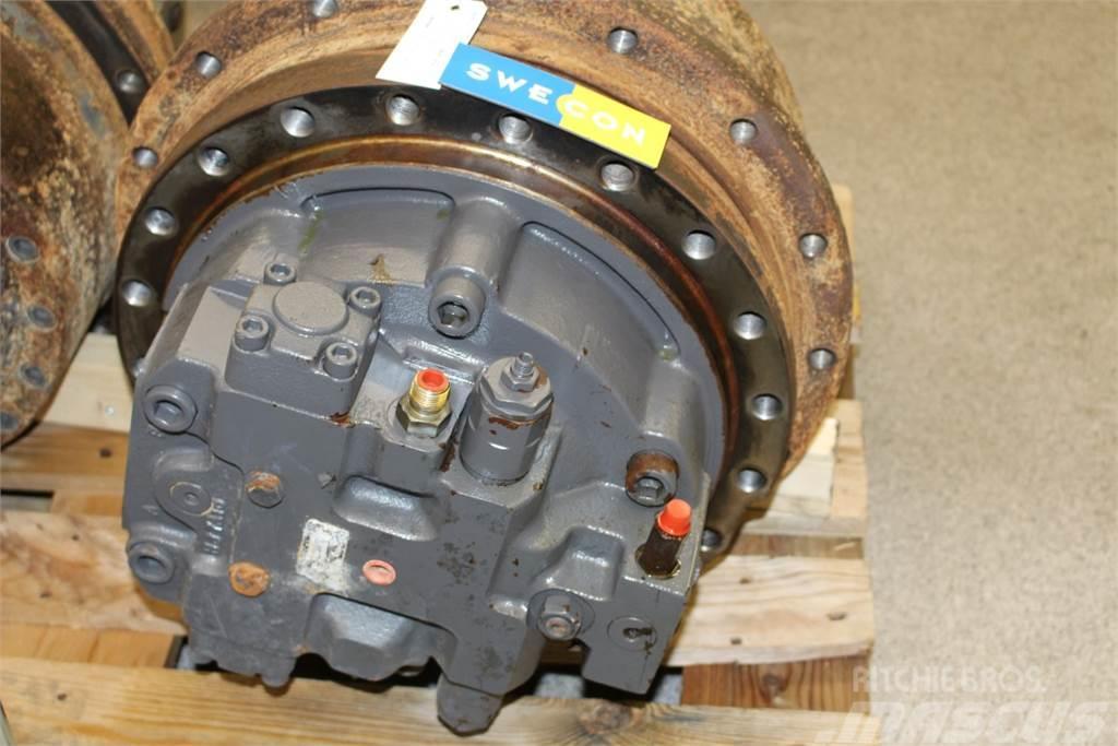 Volvo EC290BLC Drivenhet bandgrävare