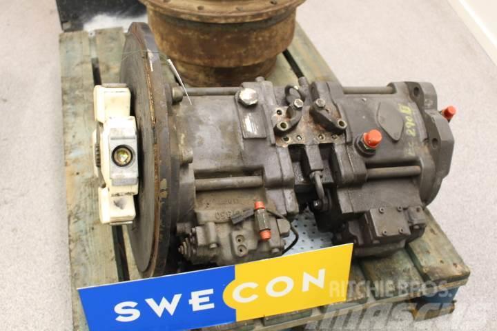 Volvo EC290BNLC Hydraulpump P1
