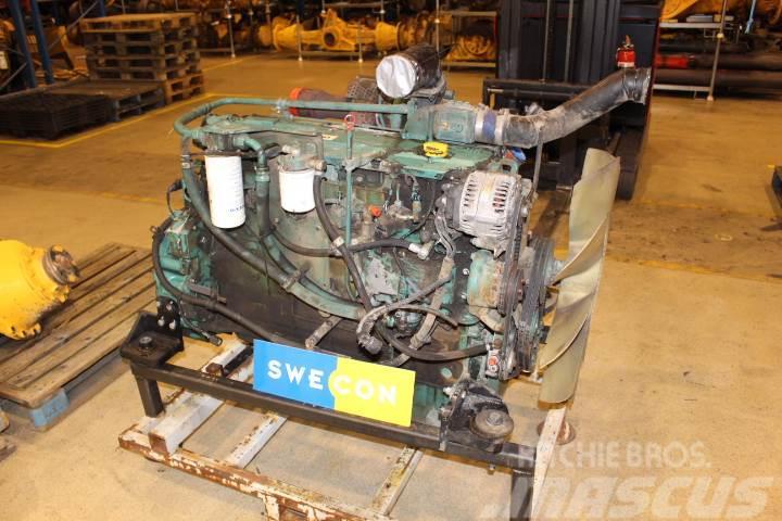 Volvo EC290BNLC Motor komplett