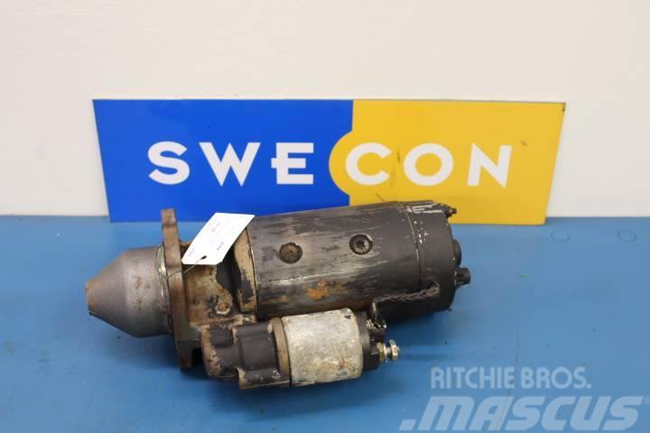 Volvo EC290BNLC Startmotor