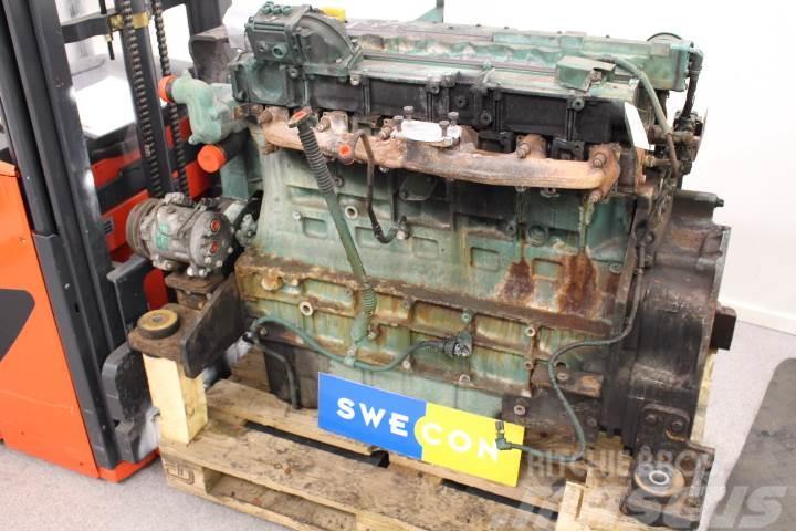 Volvo EC290CL Motor komplett rak typ