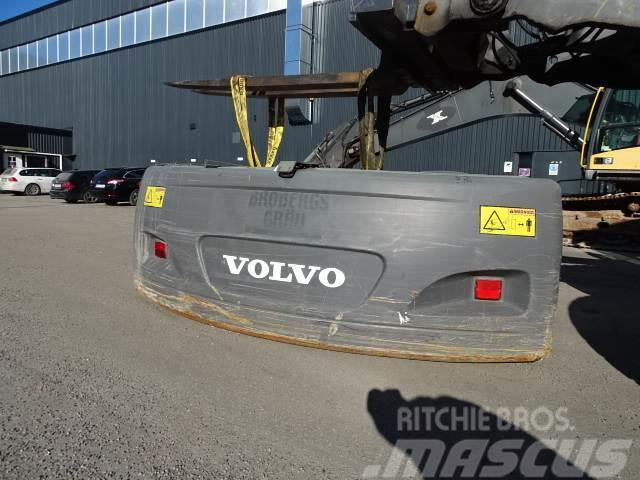 Volvo EC290CL Motvikt