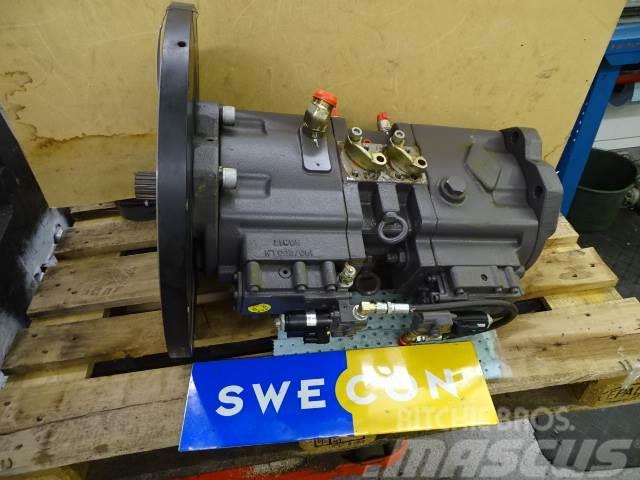 Volvo EC380E Hydraulpump P1