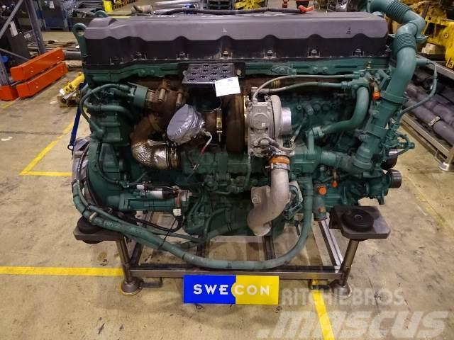 Volvo EC380E Motor komplett