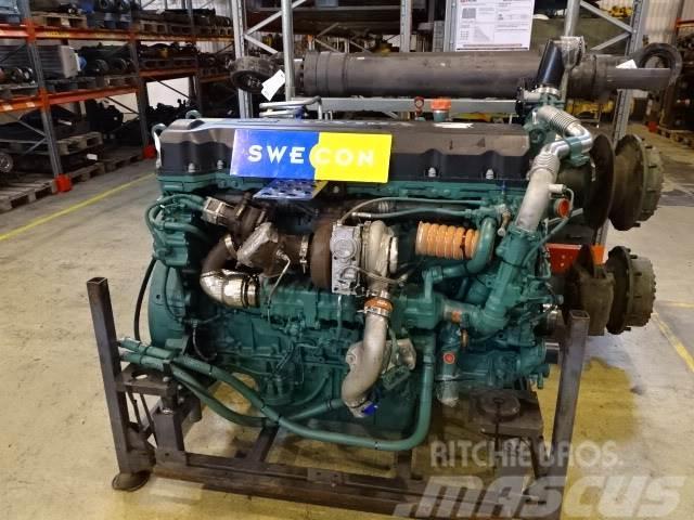Volvo EC380E Motor komplett rak typ