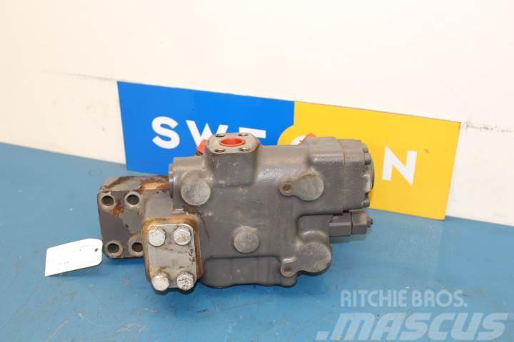 Volvo EC460BLC Hydraul Slangbrottsventil