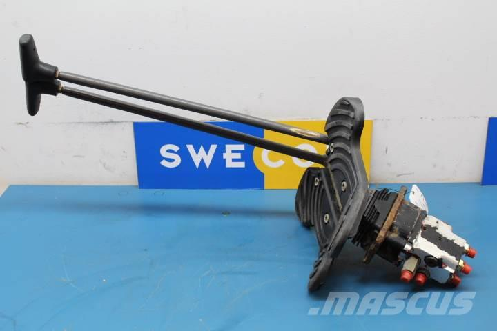 Volvo ECR58 Hydraulik ventiler