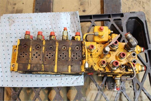 Volvo EL70C Hydraulik ventiler